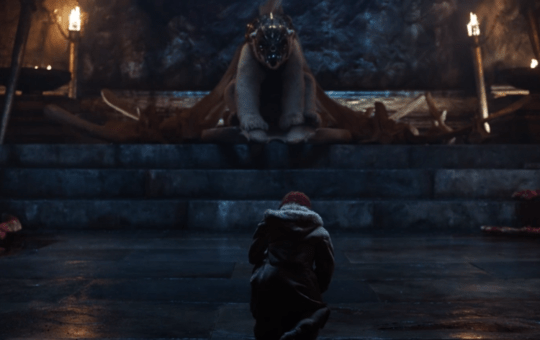 Fight to the Death His Dark Materials