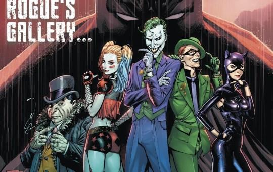 Batman Issue 89 review