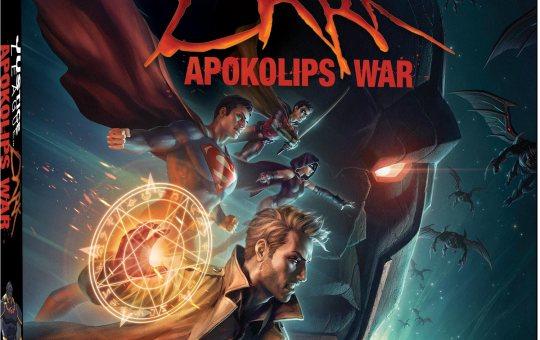 Apokolips War Justice League Dark May 2020