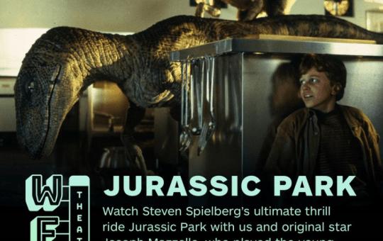 Joseph Mazzello Jurassic Park IGN