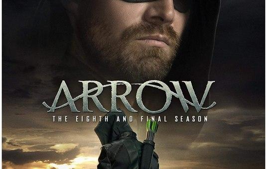 Arrow The Eighth & Final Season