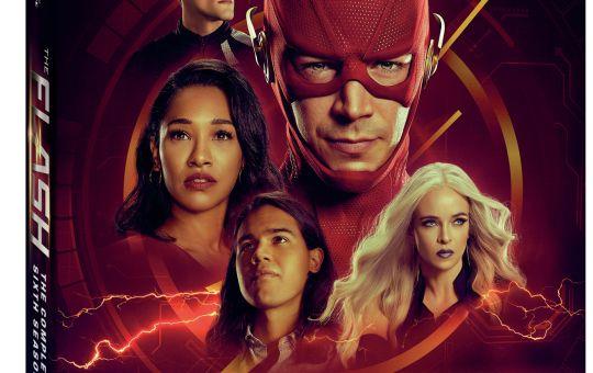 The Flash Season 6 Blu-ray DVD