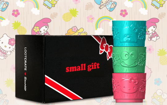 Sanrio Hello Kitty Loot Crate August 2020