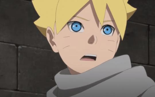 the castle of nightmares boruto anime episode 161 review