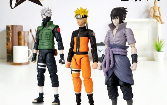 Anime Heroes Naruto Bandai