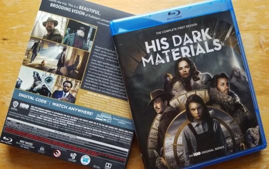 His Dark Materials Season 1 Blu-ray