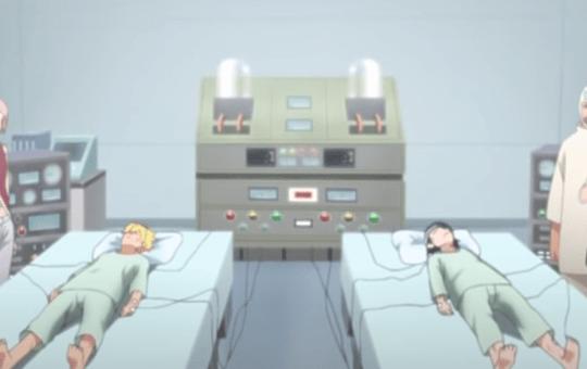 their decision boruto anime 167 review