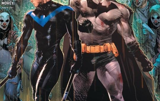 batman issue 99 review