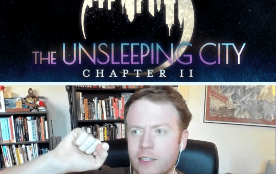 The Unsleeping City 2 BLM Interview