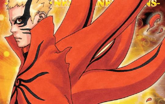 Baryon Mode Boruto manga 52 review