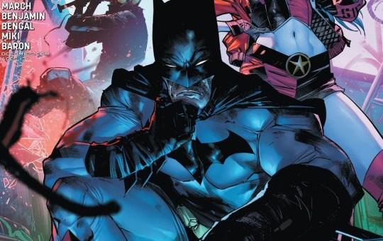 batman issue 104 review
