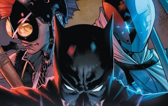 Batman Issue 105 review