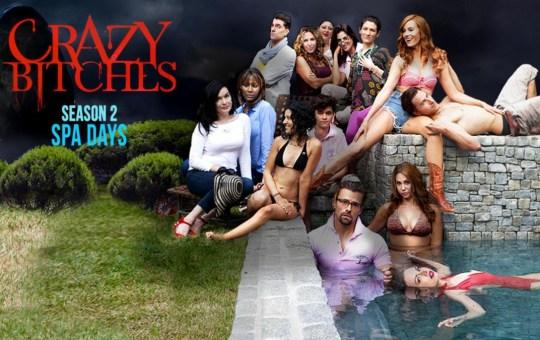 crazy bitches season 2 spa days