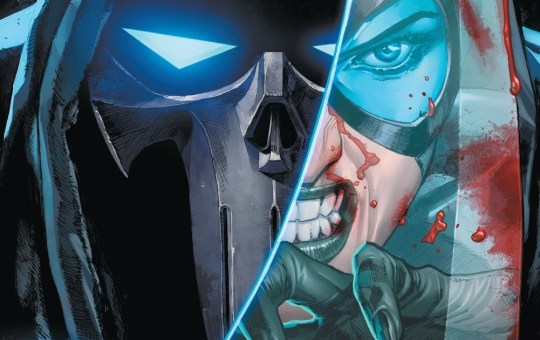 batman/catwoman issue 3 review