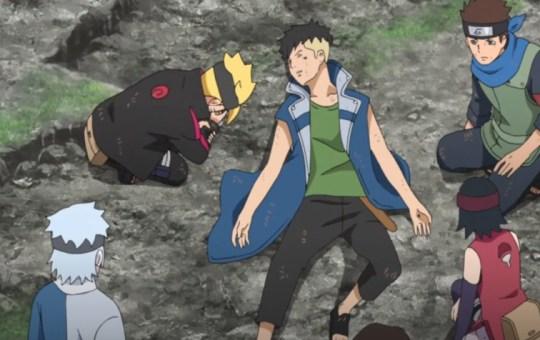 awakening boruto anime 188 review