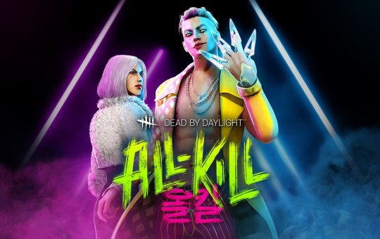 All-Kill Chapter Dead by Daylight