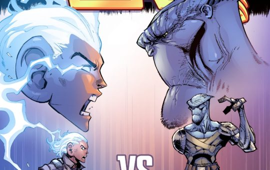 Stone Star Season 2 issue 5