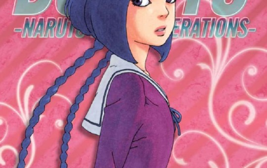 code Boruto manga 56 review