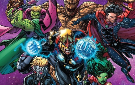 guardians of the galaxy issue 13 review