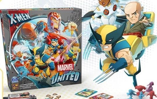 Marvel United X-Men Game