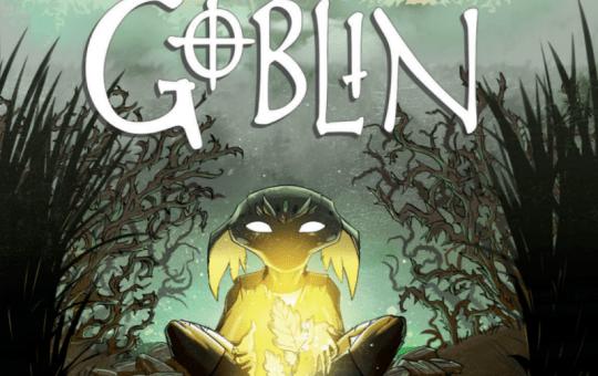 Goblin Comic Dark Horse