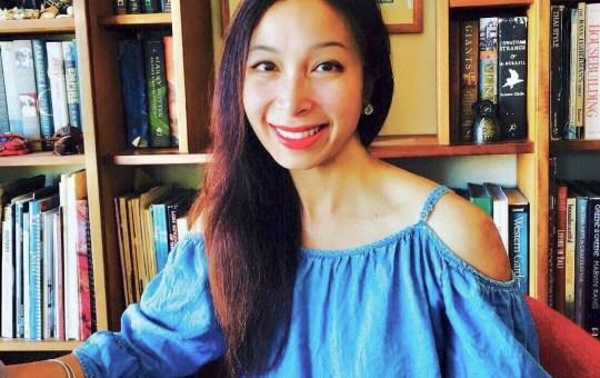Sarina Dahlan author of Reset