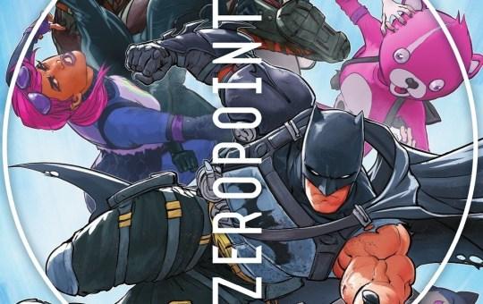 batman fortnite zero point issue 2 review