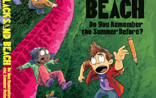 Black Sand Beach issue 2 review