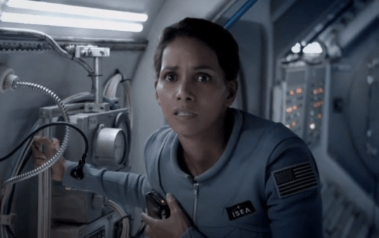 halle berry joins the mothership on Netflix