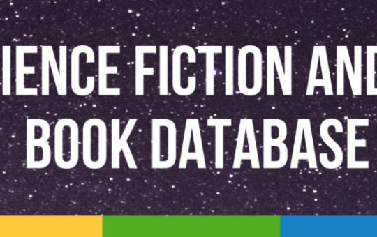 Queer SFF Book Database site header