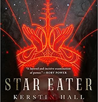 Star Eater by Kerstin Hall