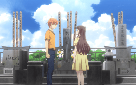 You Fought Well Fruits Basket