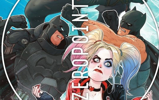 batman fornite zero point issue 6 review