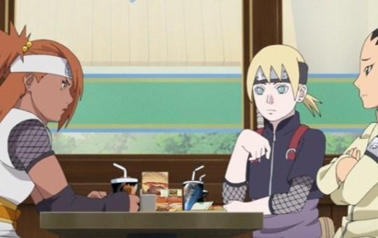 the chase boruto anime episode 211 review