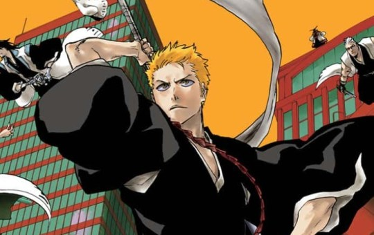 Bleach No Breaths from Hell Manga review One-shot