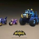 Batwheels animated show