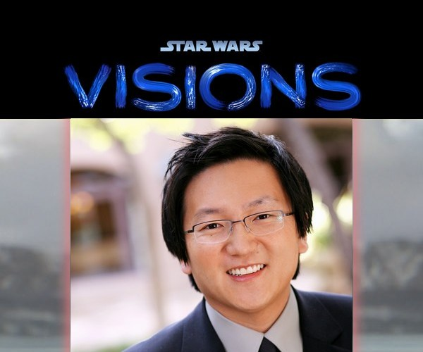 Star Wars Visions Masi Oka