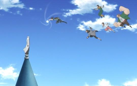 prepared boruto anime episode 215 review