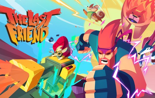 The Last Friend game