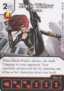 Black Widow, Tsarina