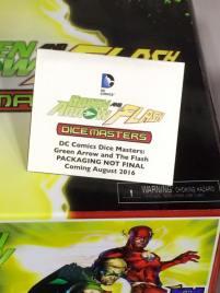 Green Arrow Flash Tag
