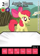 Apple Bloom 002