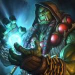 Thrall or Go'el in Hearthstone