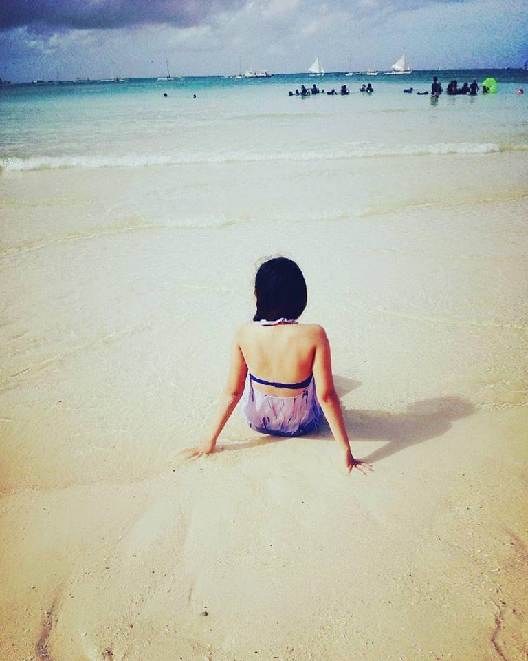 18th birthday travel Boracay