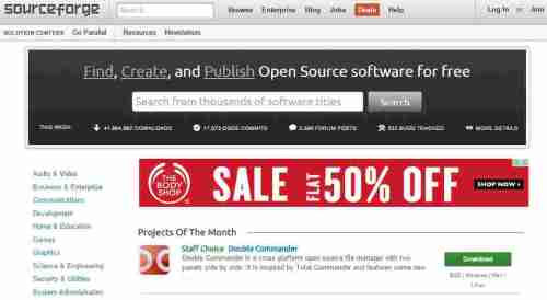 sourceforge.netSourceForge - Download, Develop and Publish Free Open Source Software