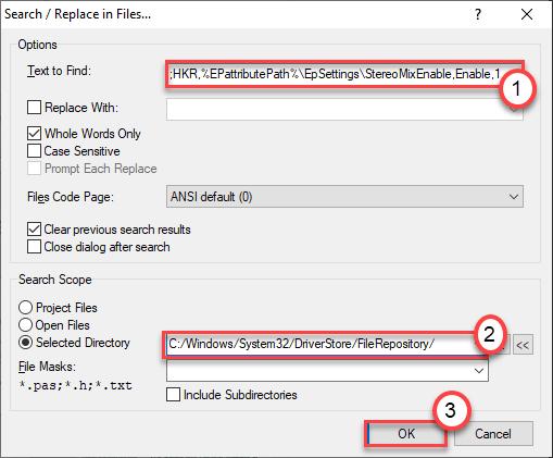 File Repository Min