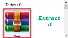 Extract It Min