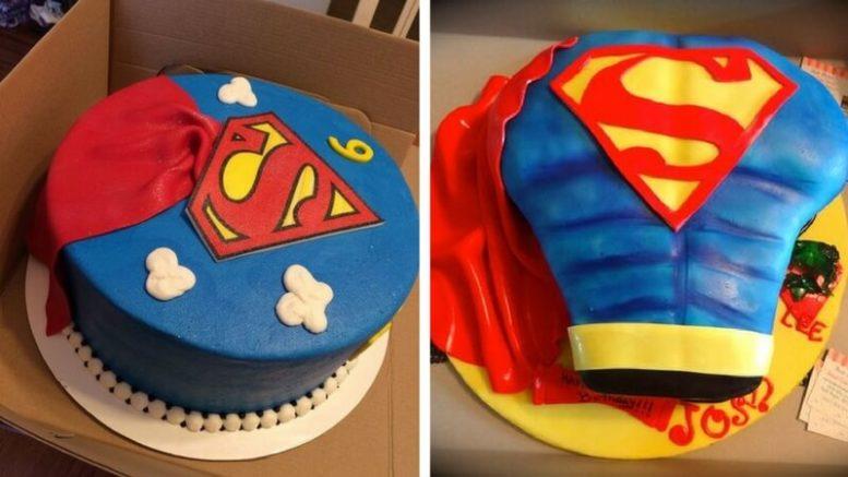 Too Many Birthday Cakes