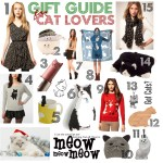 Gift Guide: Cat Lovers