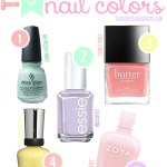 Top 5 Spring Nail Colors